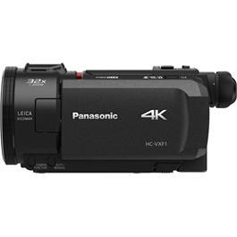 Panasonic HC-VXF1EB 4K Video Camera - Black Thumbnail Image 1