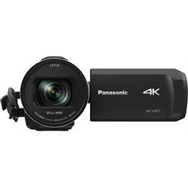 Panasonic HC-VXF1EB 4K Video Camera - Black Thumbnail Image 2