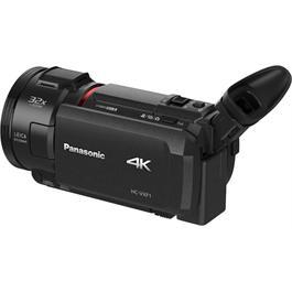 Panasonic HC-VXF1EB 4K Video Camera - Black Thumbnail Image 3