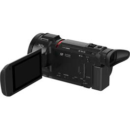 Panasonic HC-VXF1EB 4K Video Camera - Black Thumbnail Image 5