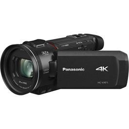 Panasonic HC-VXF1EB 4K Video Camera - Black Thumbnail Image 8
