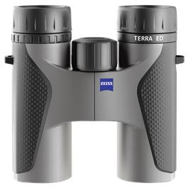 ZEISS Terra ED 10x32 Binocular - Black/Grey thumbnail