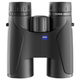 ZEISS Terra ED 10x42 Binocular - Black thumbnail