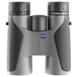 ZEISS Terra ED 10x42 Binocular - Black/Grey thumbnail
