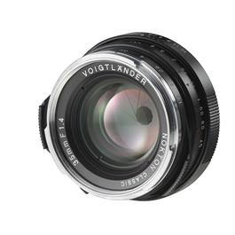 Voigtlander Nokton-Classic MC 35mm f/1.4 VM Lens for Leica-M mount thumbnail