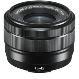Fujifilm XC 15-45mm f/3.5-5.6 OIS PZ Zoom Lens - Black thumbnail