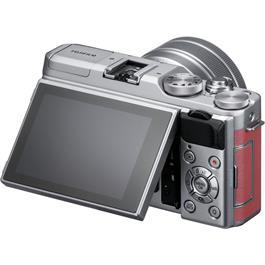 Fujifilm X-A5 Mirrorless Camera With XC 15-45mm Lens - Pink/Silver Thumbnail Image 2