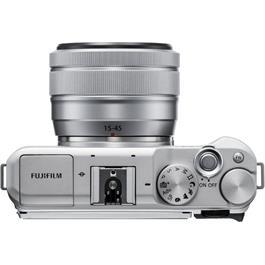 Fujifilm X-A5 Mirrorless Camera With XC 15-45mm Lens - Pink/Silver Thumbnail Image 4