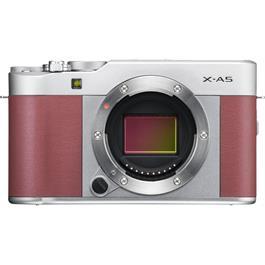 Fujifilm X-A5 Mirrorless Camera With XC 15-45mm Lens - Pink/Silver Thumbnail Image 5
