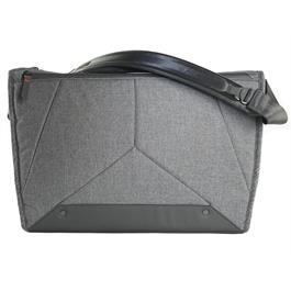 peak design everyday messenger bag charcoal