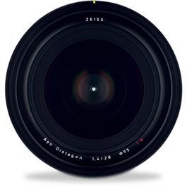 Otus 28mm f/1.4 ZF.2 Lens for Nikon F