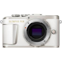 Olympus PEN E-PL9 Mirrorless Camera Body - White Thumbnail Image 0