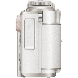 Olympus PEN E-PL9 Mirrorless Camera Body - White Thumbnail Image 3