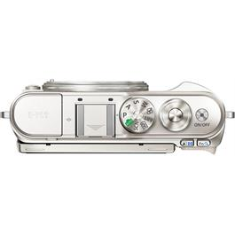 Olympus PEN E-PL9 Mirrorless Camera Body - White Thumbnail Image 6