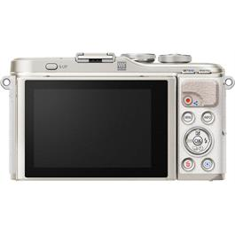 Olympus PEN E-PL9 With 14-42mm EZ Pancake Lens Kit - White Thumbnail Image 6
