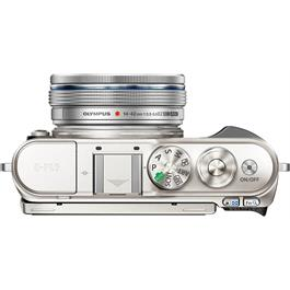 Olympus PEN E-PL9 With 14-42mm EZ Pancake Lens Kit - Black Thumbnail Image 6