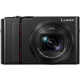 Panasonic Lumix TZ200 Compact Camera - Black Thumbnail Image 0
