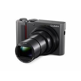 Panasonic Lumix TZ200 Compact Camera - Silver Thumbnail Image 3
