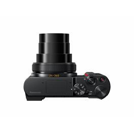 Panasonic Lumix TZ200 Compact Camera - Black Thumbnail Image 5