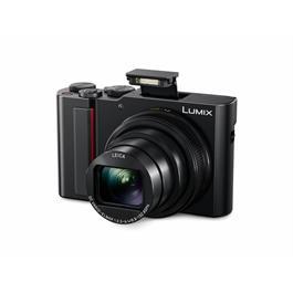 Panasonic Lumix TZ200 Compact Camera - Black Thumbnail Image 7