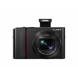 Panasonic Lumix TZ200 Compact Camera - Black Thumbnail Image 9