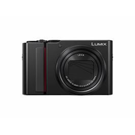 Panasonic Lumix TZ200 Compact Camera - Black Thumbnail Image 10