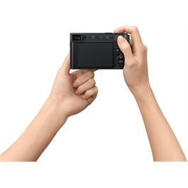 Panasonic Lumix TZ200 Compact Camera - Silver Thumbnail Image 10