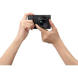 Panasonic Lumix TZ200 Compact Camera - Black Thumbnail Image 11