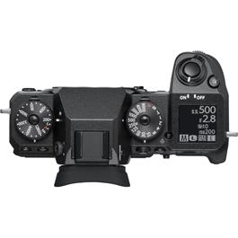 Fujifilm X-H1 Mirrorless Digital Camera Body Only - Black Thumbnail Image 3