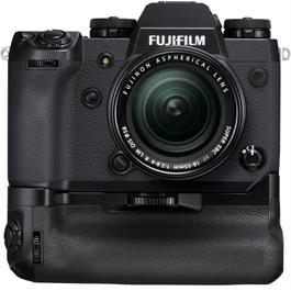 Fujifilm X-H1 Mirrorless Camera Body With Battery Grip Kit - Black thumbnail