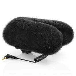 Sennheiser MZH440 Fur windscreen MKE440 thumbnail