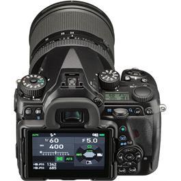 Pentax K-1 Mark II Digital SLR Camera Body Thumbnail Image 5