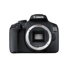 Canon EOS 2000D Digital SLR Camera Body Thumbnail Image 0