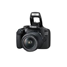 Canon EOS 2000D Digital SLR Body With EF-S 18-55mm IS II Lens Kit Thumbnail Image 7