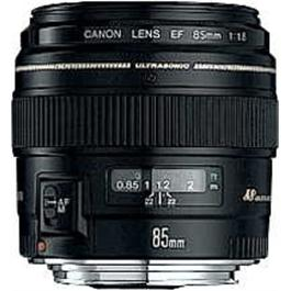 Canon EF 85mm f/1.8 USM Short Telephoto Lens thumbnail