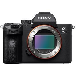 Sony a7 III Full-Frame Mirrorless Digital Camera Body thumbnail