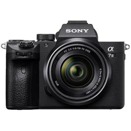 Sony a7 III Full-Frame Mirrorless Digital Camera + 28-70mm Lens Kit Thumbnail Image 1