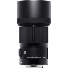 Sigma 70mm f/2.8 DG Macro Art Lens - Sony FE Fit thumbnail