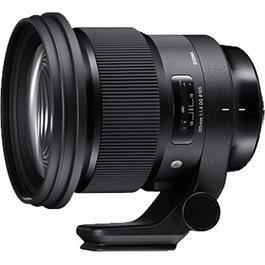 Sigma 105mm f/1.4 DG HSM Art Lens - Sigma mount Thumbnail Image 1