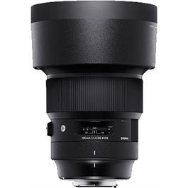 Sigma 105mm f/1.4 DG HSM Art Lens - Sony FE thumbnail