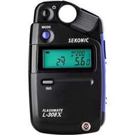 Sekonic L-308X Flashmate Light Meter thumbnail