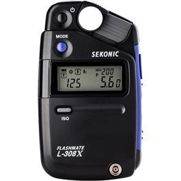 Sekonic L-308X Flashmate Light Meter Thumbnail Image 2