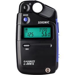 Sekonic L-308X Flashmate Light Meter Thumbnail Image 4