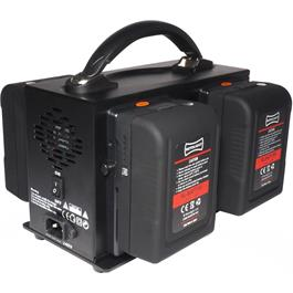 Rotolight 4 Channel V Lock Battery Charger thumbnail