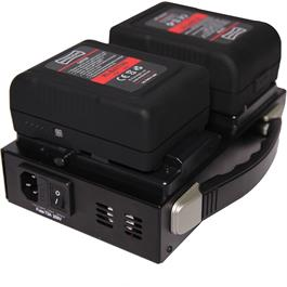 Rotolight Dual Channel V Lock Battery Charger thumbnail