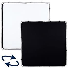 Lastolite Skylite Rapid Fabric Large 2 x 2m Black/White - LL LR82221R thumbnail