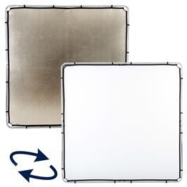 Lastolite Skylite Rapid Fabric Large 2 x 2m Sunfire/White - LL LR82206R thumbnail
