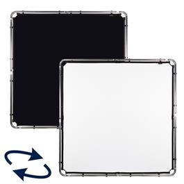 Lastolite Skylite Rapid Fabric Midi Black/White 1.5x1.5m - LL LR81521R thumbnail