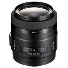 Sony A-Mount 35mm f1.4 Lens Alpha G-Series - EX DEMO thumbnail