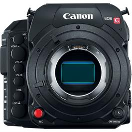 Canon EOS C700 FF PL Mount Cinema Camera thumbnail
